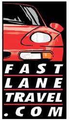 Fastlane Travel Logo