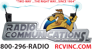 Radio Communications of Virginia Logo
